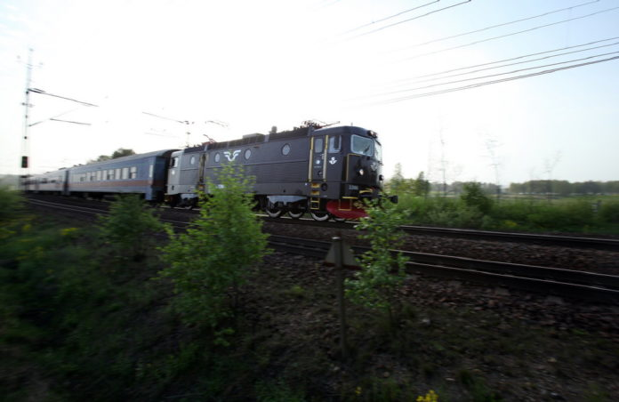 Summer night trains from Stockholm to Jämtland (Åre and Duved)