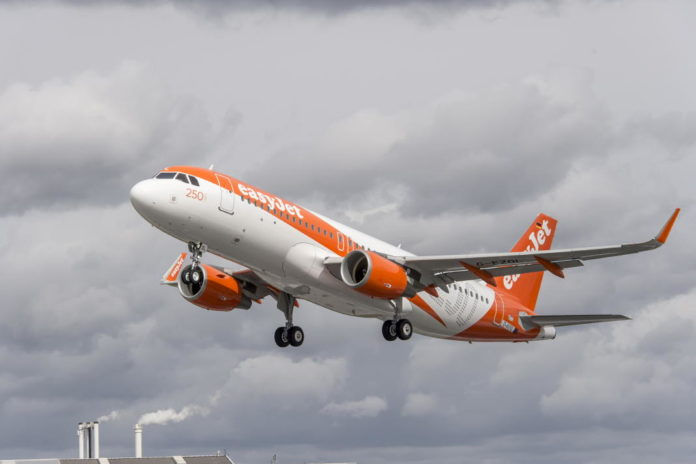 New easyJet direct flight London Gatwick to Åre Östersund