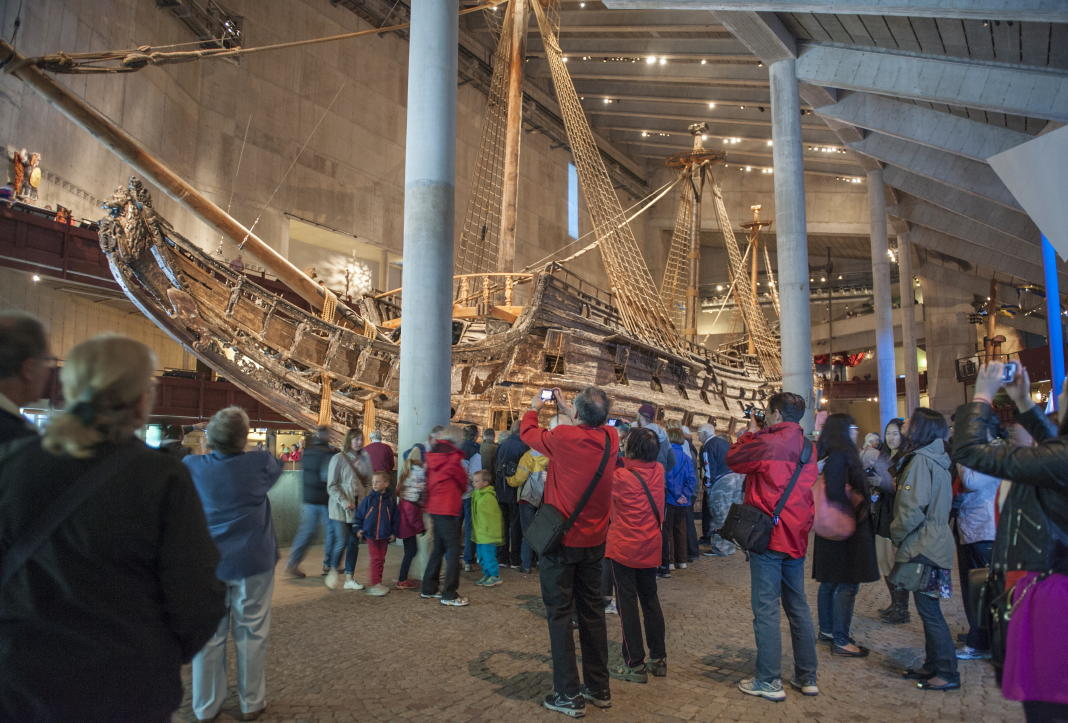Vasa museum sets new visitor record in 2016 for Hotel vasa gothenburg