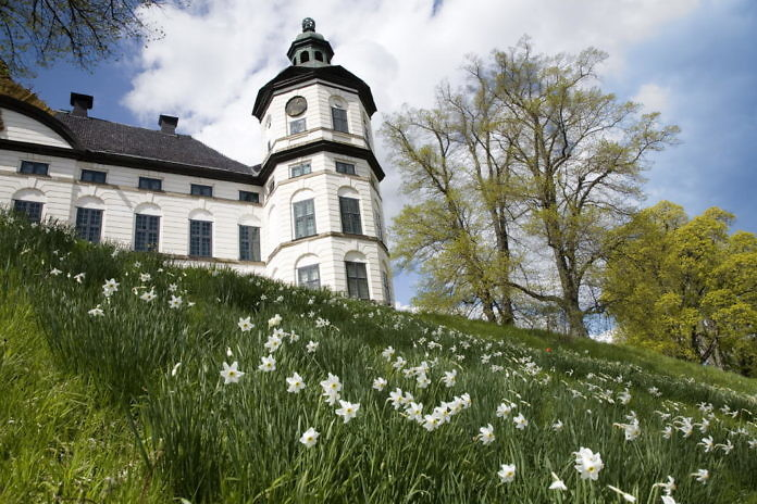 Jane Austen´s world at Skokloster Castle, between Stockholm and Uppsala