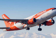 New easyJet direct flight from Copenhagen to Åre Östersund