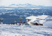 Åre, the alpine capital of Scandinavia