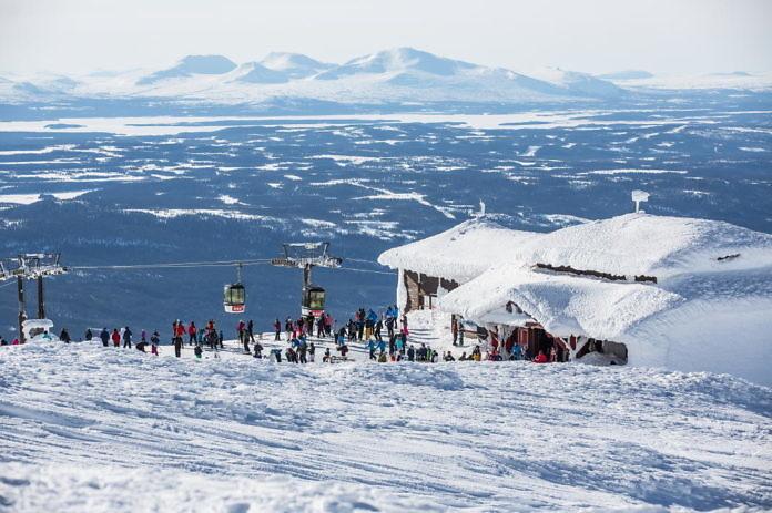 Åre, the alpine capital of Scandinavia