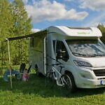 Rent a premium motorhome in Sweden - With full service - Small motorhomes, large motorhomes