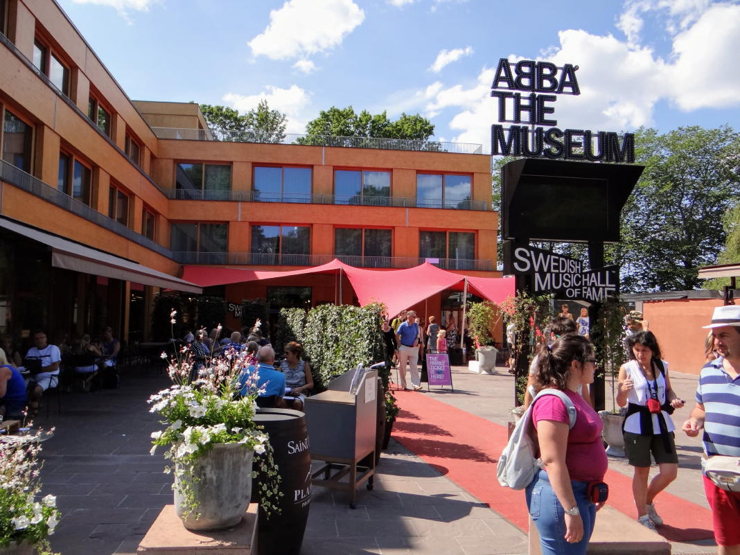 The Abba Museum Pop History Comes Alive Here Swedentips Se