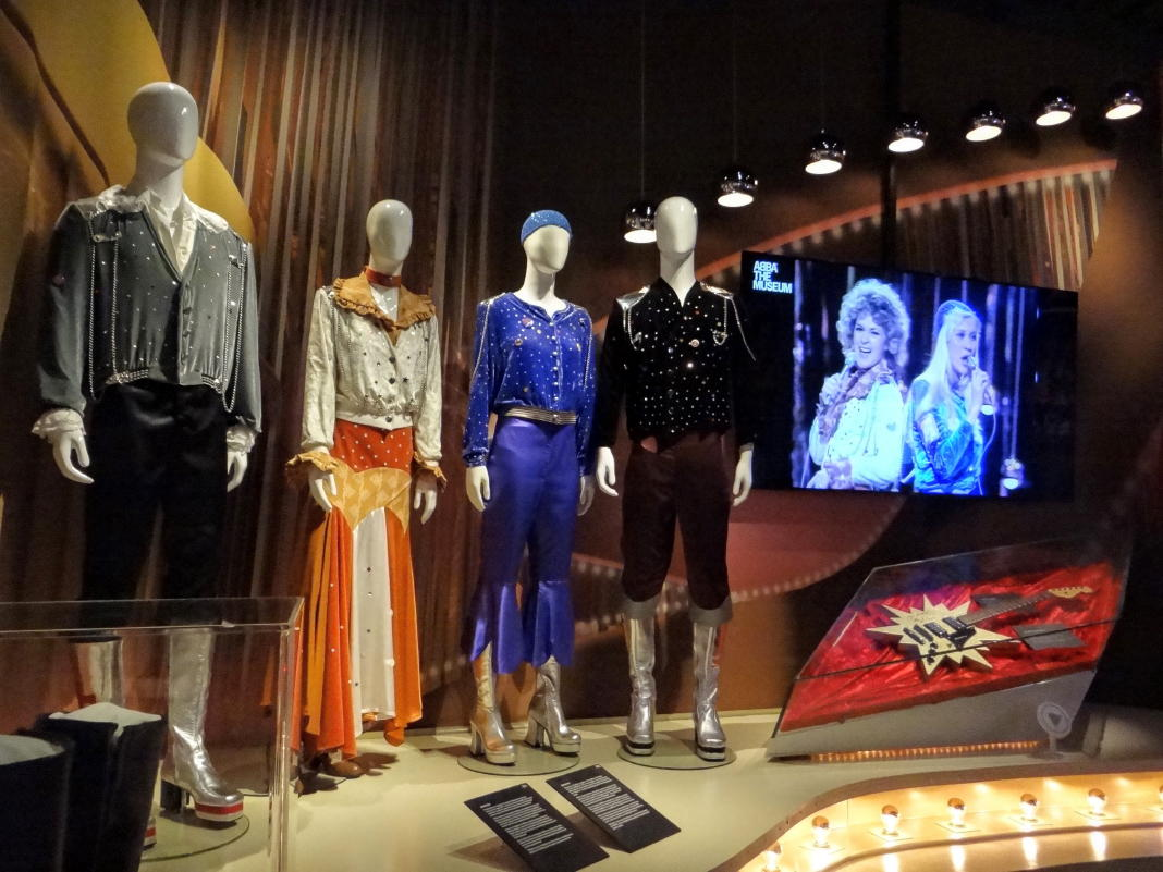 The ABBA Museum: Pop history comes alive here