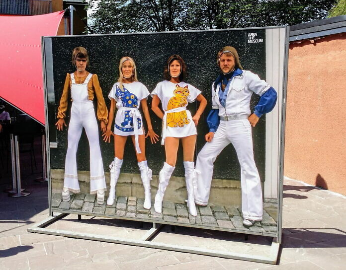 The ABBA Museum, Stockholm: Pop history comes alive here