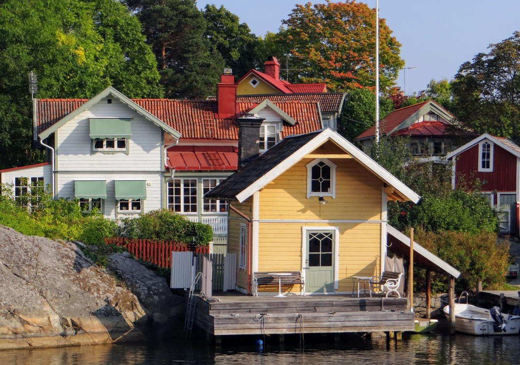 Waxholms Hotell - konferens & boende i Stockholms skrgrd