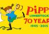 Pippi Longstocking turns 70
