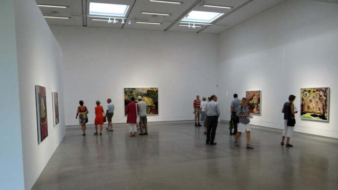 The Artipelag art gallery in the Stockholm archipelago