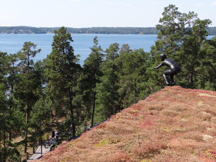 The Artipelag art gallery in the Stockholm archipelago