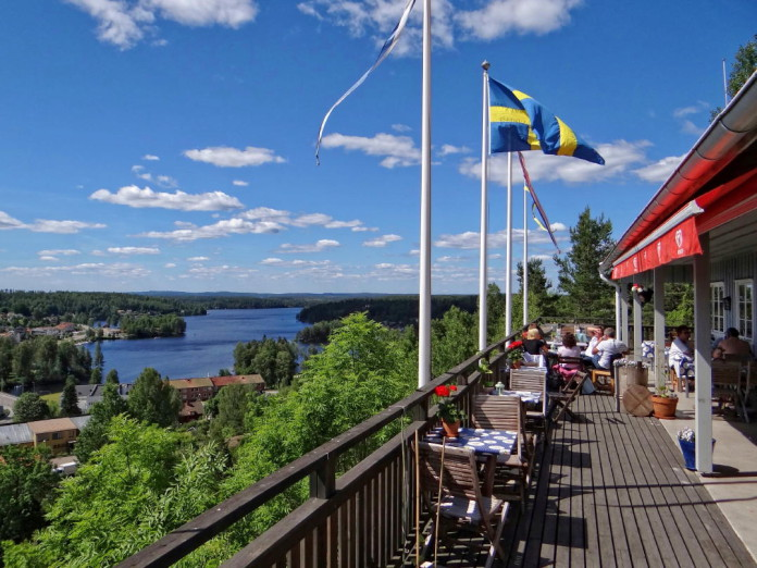Bengtsfors in Dalsland