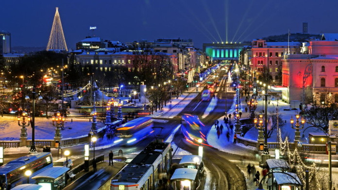 Christmas City event in Gothenburg