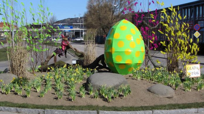 Easter in Sweden