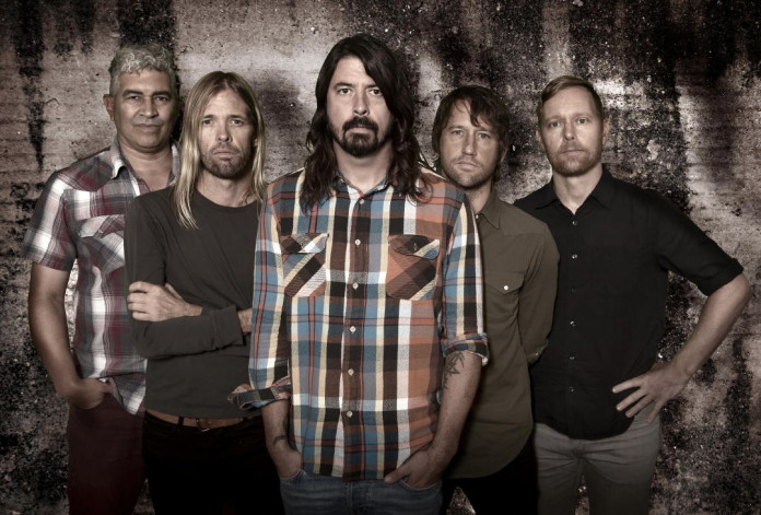 Foo Fighters, Gothenburg