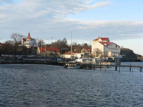 The Gothenburg archipelago in winter