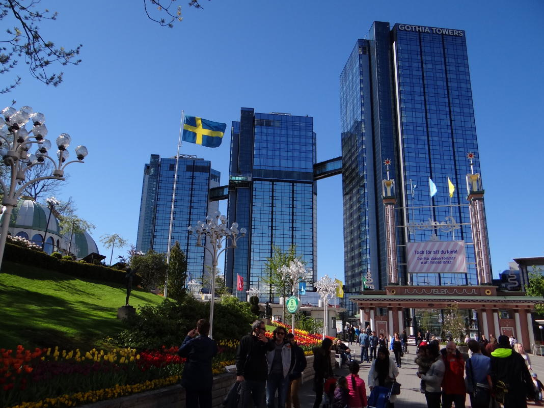Gothia Towers Hotel, Gothenburg