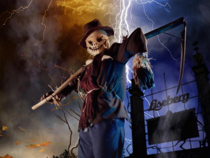 Liseberg in Gothenburg opens a new 9-day Halloween season