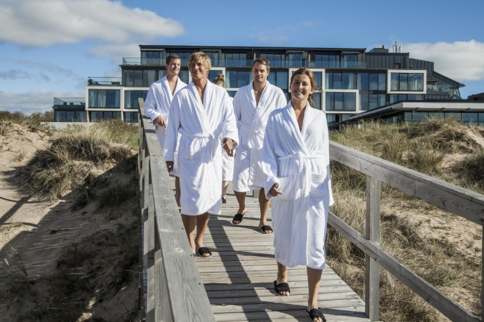 "Hotel Tylösand is ""Sweden's Leading Spa Resort 2015"""
