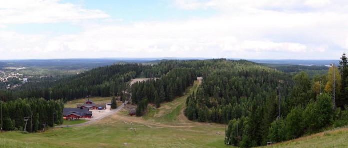 Isaberg Mountain Resort in Småland