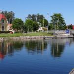 Karlsborg in Västergtötland