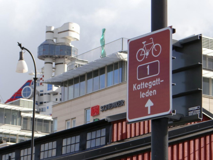 Kattegattleden pre-opening ceremony in Gothenburg
