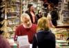 The Kosta Christmas market in Småland