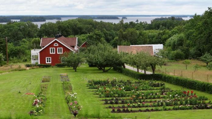 Lake Åsnen - soon a National Park?