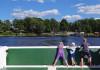 Lake Bolmen in Småland