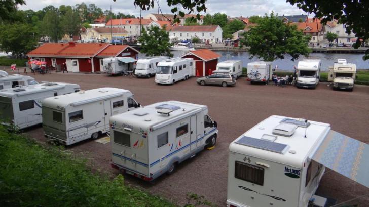 The Lake Vättern circle tour