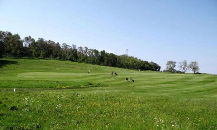 The Mölle golf course in Skåne