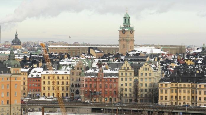 Monteliusvägen, Stockholm