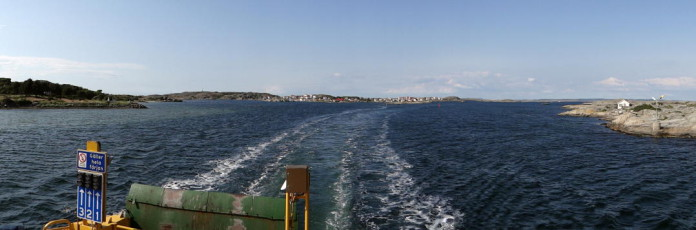 On our way back from Rörö