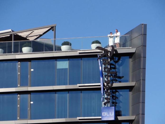 Radisson Blu Riverside Hotel in Gothenburg