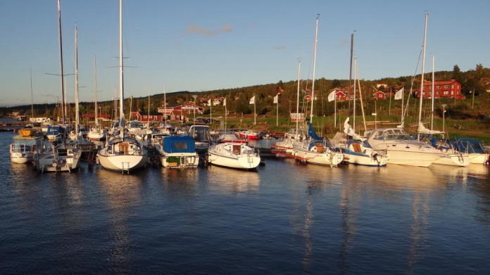 Rättvik harbour