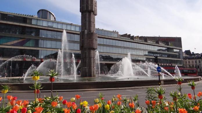 Sergels torg, Stockholm