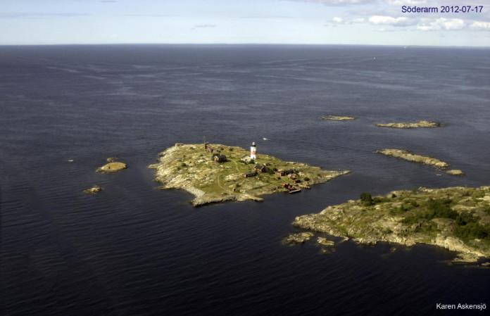Stockholm archipelago: Söderarm