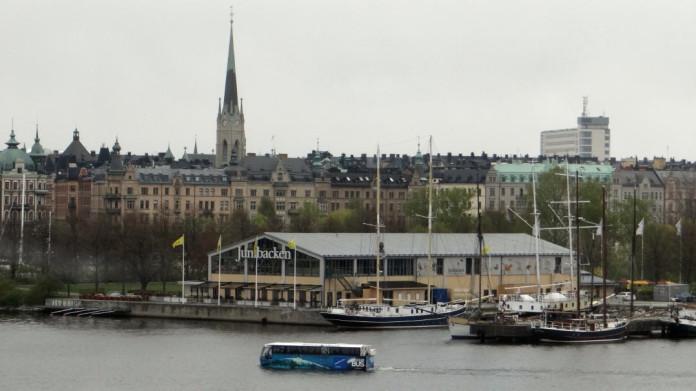 Stockholm Ocean Bus