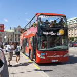 Stockholm Sightseeing by bus