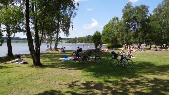 Värnamo in Småland: Osudden
