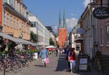 Växjö in Småland